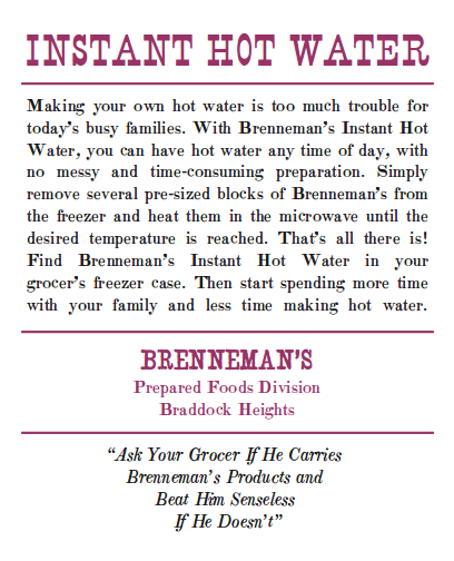 brenneman-s-instamt-hot-water