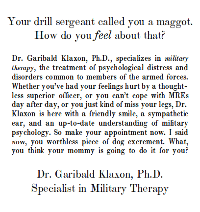 military-therapy