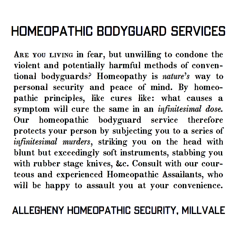 homeopathic-bodyguard-services