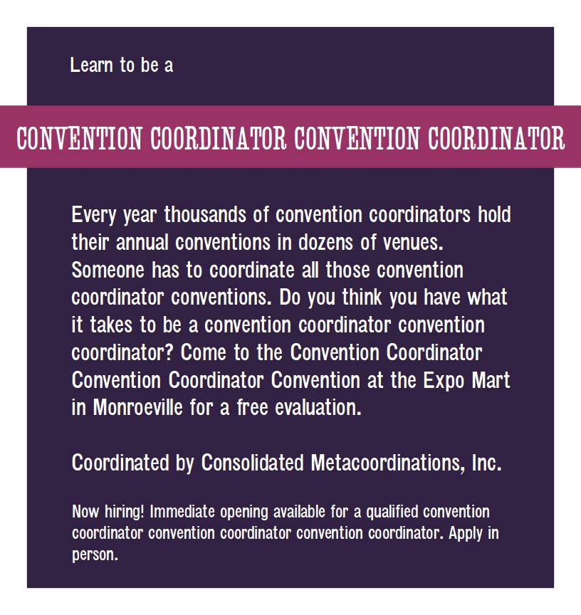 convention-coordinator-convention-coordinator
