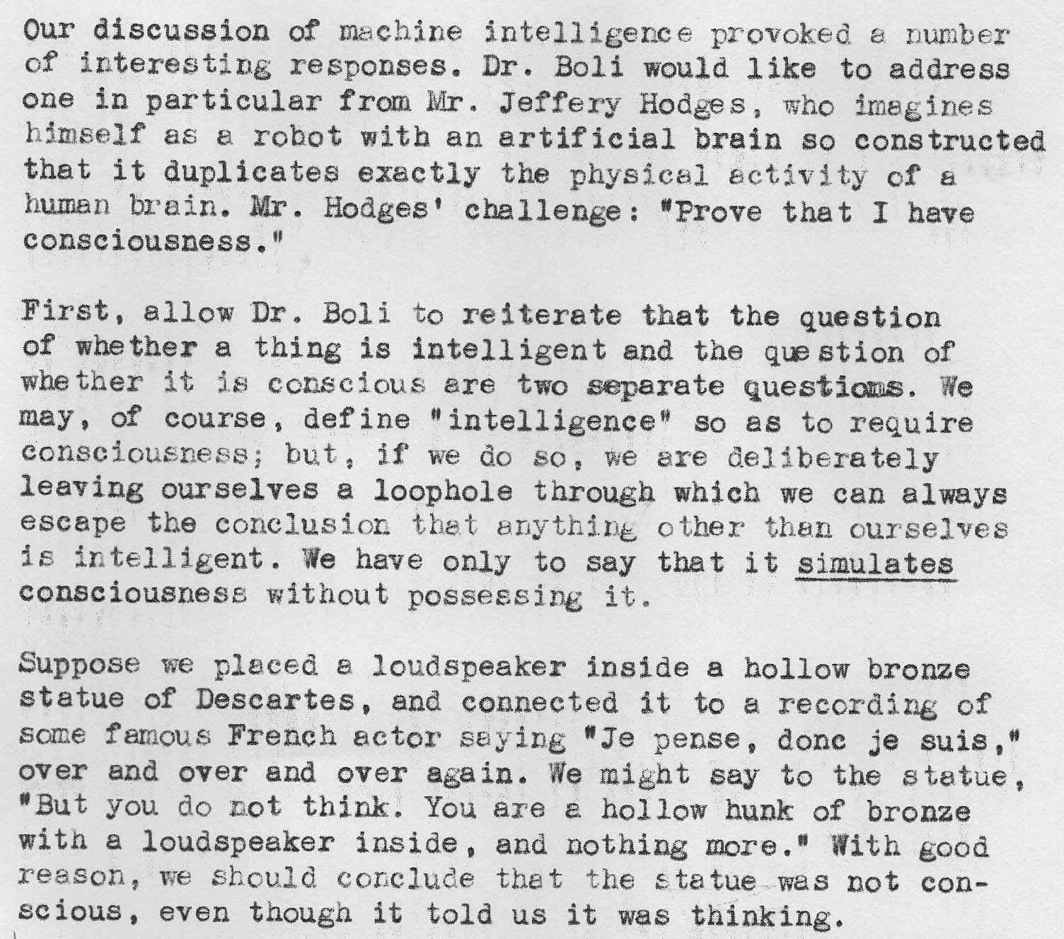 Turing test 01