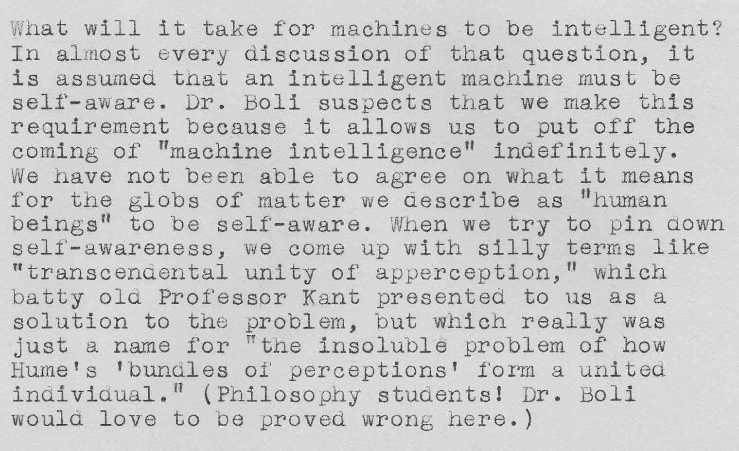 machine intelligence 01b
