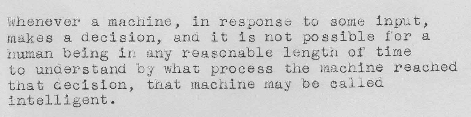 machine intelligence 07