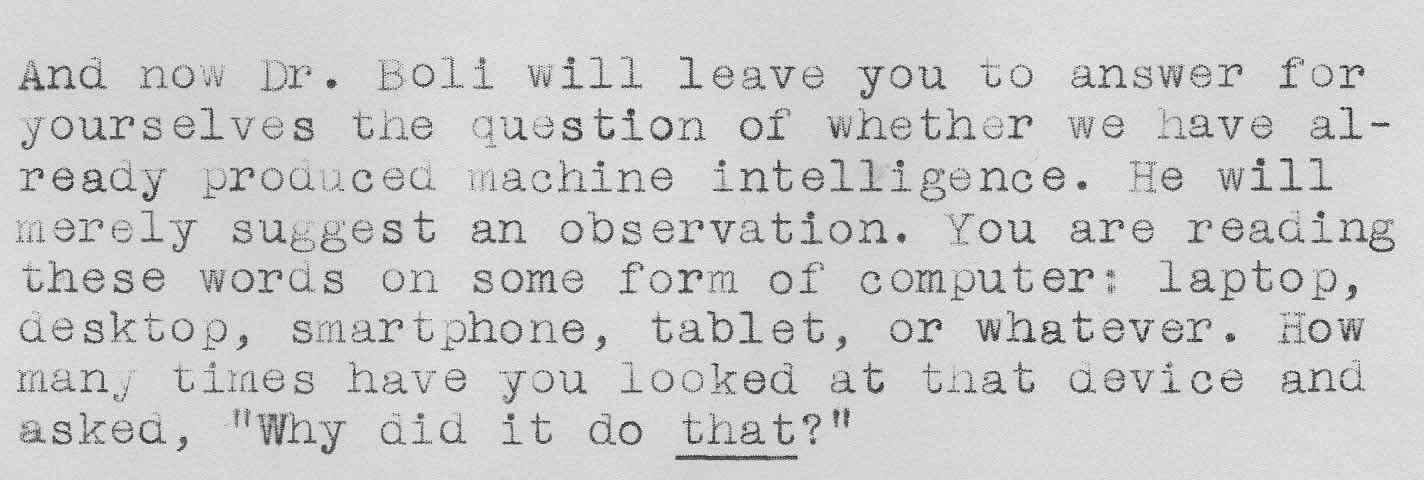 machine intelligence 09