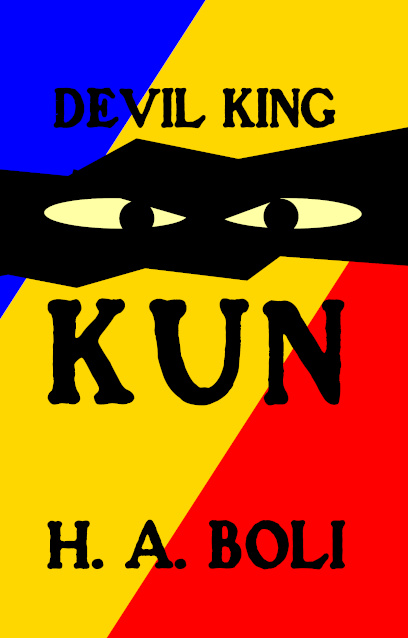 Devil King Kun cover promo