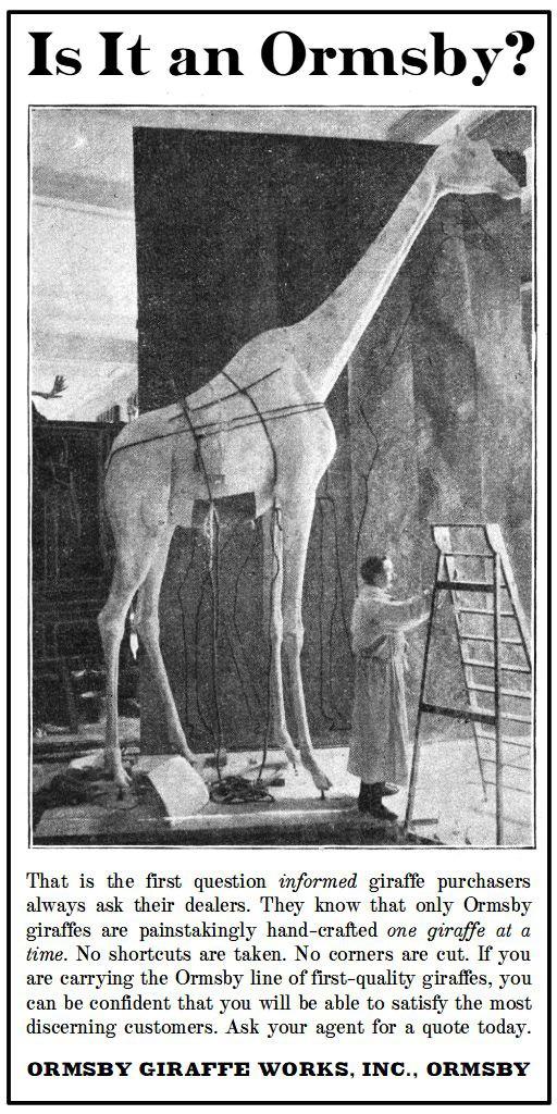 ormsby-giraffe-works